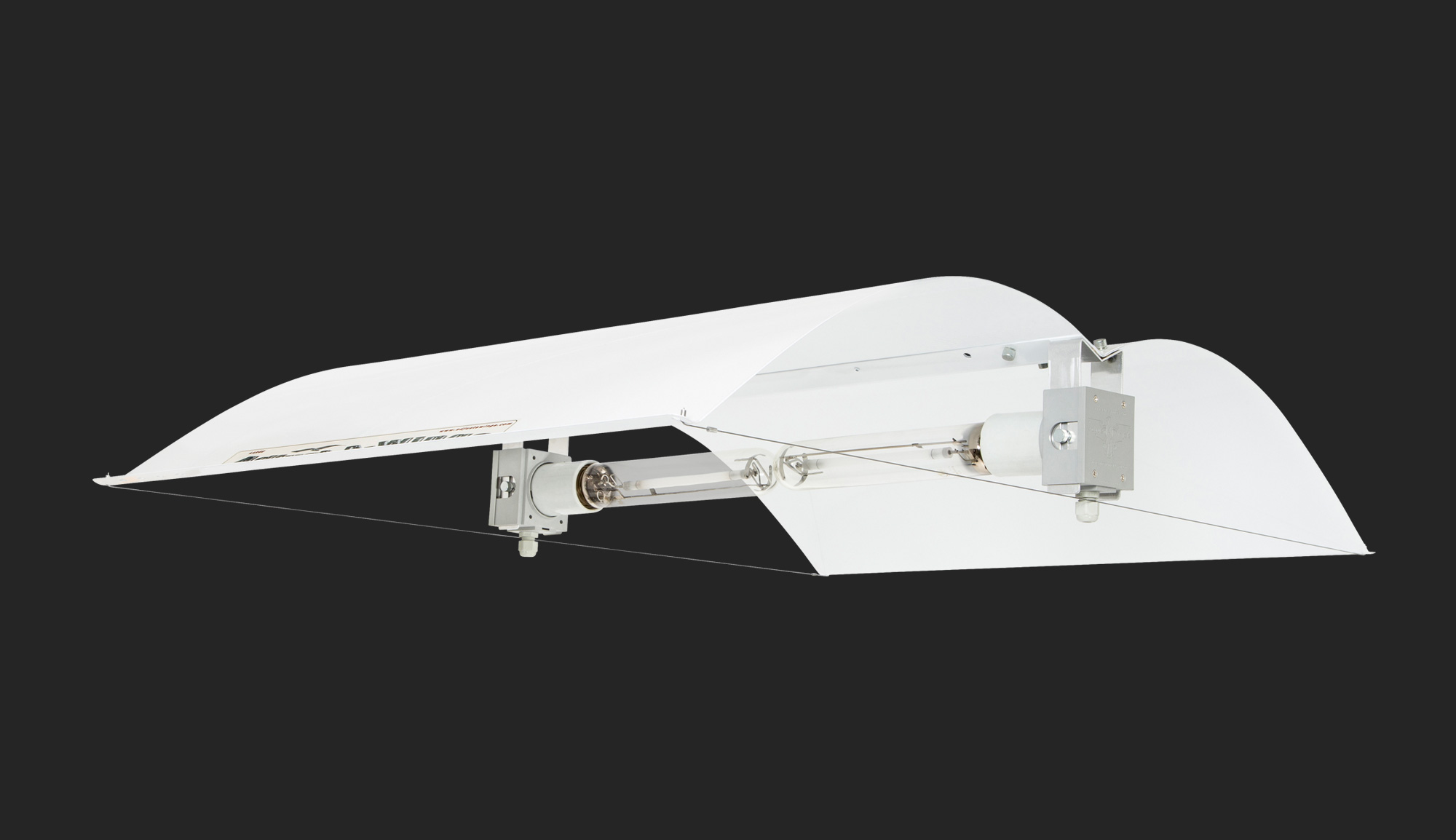 Defender Large Reflector - Adjust-A-Wings