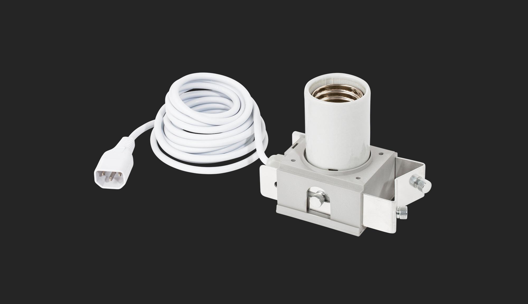 E40 Lamp Holder IEC - Adjust-A-Wings