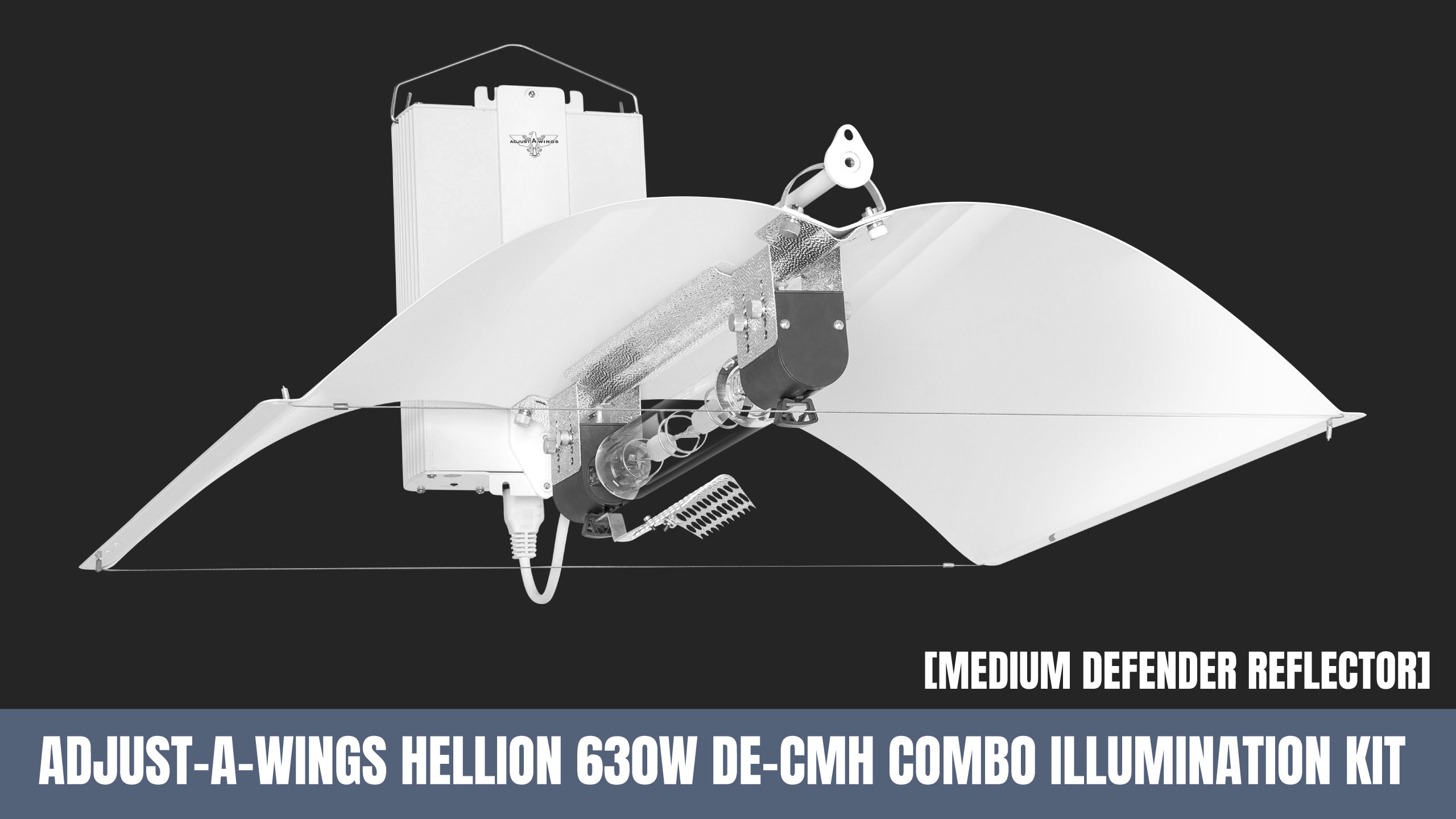 Increase your yield with the Hellion DE Lighting System by